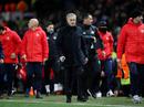 M.U bị loại vì Mourinho nhát tay