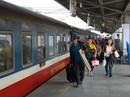 """Thông tin """"nóng"""" về giá vé của đường sắt Sài Gòn"""
