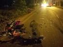 3 xe máy đối đầu, 3 người chết, 2 nguy kịch