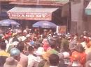 Hàng trăm người dân chặn QL1 để phản đối dự án thủy sản