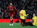 """""""Hung thần"""" Mohamed Salah giúp Liverpool thắng hủy diệt Watford"""