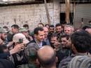 Tổng thống Syria bất ngờ thăm binh sĩ ở Đông Ghouta