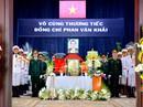Tối nay, đưa linh cữu cố Thủ tướng Phan Văn Khải đến Hội trường Thống Nhất