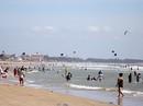 Hàng loạt ao xoáy nguy hiểm ở bãi biển Vũng Tàu