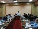 Công bố quyết định thanh tra Tổng Công ty Thiết bị y tế Việt Nam