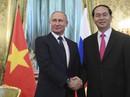 Chủ tịch nước mời Tổng thống Putin thăm Việt Nam năm 2018