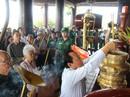 Dâng hương tưởng niệm các liệt sĩ TNXP