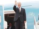 Tổng Bí thư Nguyễn Phú Trọng lên đường thăm Pháp
