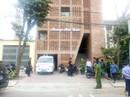 Nam thanh niên nghi giết nhân viên massage rồi tự sát