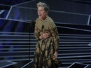Bắt kẻ trộm tượng Oscar của minh tinh Frances McDormand