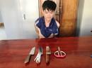 Thanh niên ngáo đá rượt chém người loạn xạ ở Nha Trang