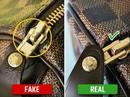 10 mẹo phân biệt túi xách hàng hiệu thật - giả