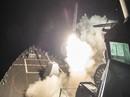 """Tàu khu trục Mỹ mang tên lửa dẫn đường """"áp sát Syria"""""""