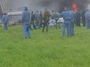 Rơi máy bay quân sự, 257 người thiệt mạng