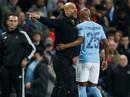 Man City bị loại, Guardiola chỉ trích trọng tài