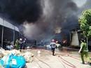Một nhà xưởng ở TP HCM cháy lớn 2 lần trong hơn 1 tháng