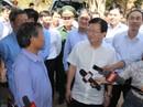Phó Thủ tướng thị sát vùng sẽ giải tỏa trắng để xây sân bay Long Thành