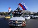 Nga tiếp tục hỗ trợ Syria