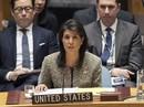 """Đại sứ Mỹ tại LHQ: Mỹ đã """"nạp đạn và lên cò"""" với Syria"""