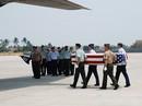Bàn giao 3 bộ hài cốt quân nhân Mỹ mất tích trong chiến tranh