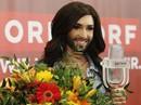 """""""Nữ hoàng có râu"""" công khai bị nhiễm HIV"""