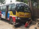 Xe buýt phóng nhanh, lấn làn tông chết 2 người, 3 người nguy kịch