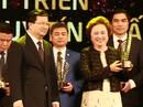 BRG được vinh danh Nhà phát triển Bất động sản uy tín nhất 2018