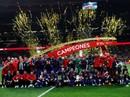 Đại thắng Sevilla 5-0, Barcelona đăng quang Cúp Nhà vua