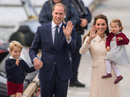 Công nương Kate sinh thêm một hoàng tử