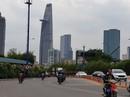 Cấm xe 2 bánh qua hầm sông Sài Gòn đêm 30-4