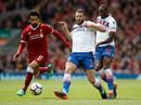 Liverpool bị cầm hòa, Salah vuột cơ hội phá kỷ lục ghi bàn