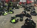 Cháy nhà máy Đài Loan có nhiều lao động Việt Nam, 5 lính cứu hỏa hy sinh