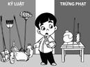 Hình phạt nào cho học sinh mắc lỗi?