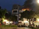 Hà Nội: Cháy kèm nhiều tiếng nổ lớn khiến người dân hoảng sợ bỏ chạy