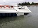 Lo thảm họa từ tàu thủy cao tốc