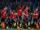 Ngược dòng ngoạn mục, Man United quật ngã Man City tại Etihad