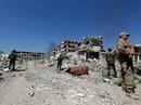 """Sân bay quân sự Syria """"bị tấn công bằng tên lửa"""""""