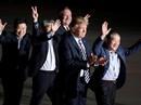 """Ông Trump """"cược lớn"""" với Triều Tiên"""