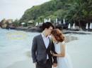 Đám cưới giản dị của Lê Quang Liêm