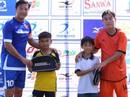 Huỳnh Đức trải lòng khi đá bóng từ thiện