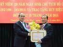 Ông Lê Thanh Hải nhận huy hiệu 50 năm tuổi Đảng