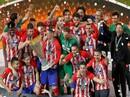 Griezmann hạ đồng hương Marseille, Atletico Madrid vô địch Europa League