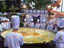 Xác lập kỷ lục Bánh Xèo lớn nhất Việt Nam, phục vụ cho 200 khách