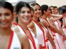 Monaco Grand Prix: Hamilton hào hứng thấy lại dàn chào chân dài