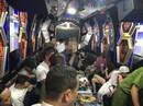 """""""Nhảy múa"""" bên trong nhà hàng Phoenix đường Bùi Thị Xuân, quận 1"""