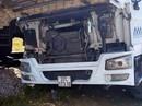 Lại xảy ra tai nạn đường sắt, tàu hỏa tông xe bồn