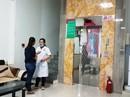 """Đoàn thanh tra đến phòng khám Trung Quốc, """"bác sĩ"""" lánh mặt"""