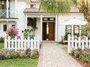10 mẫu hàng rào đẹp, tiết kiệm chi phí cho khu vườn nhà bạn