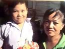Theo mẹ vào công viên Lê Thị Riêng, bé trai mất tích