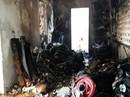 Kho hàng trong chùa bốc cháy dữ dội, người dân phát hoảng